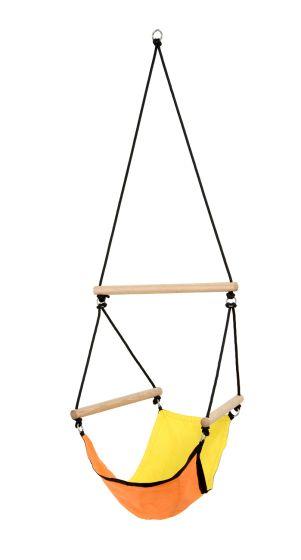 Barnhängstol Swinger Yellow