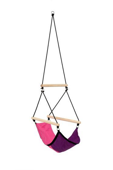 Barnhängstol Swinger Pink