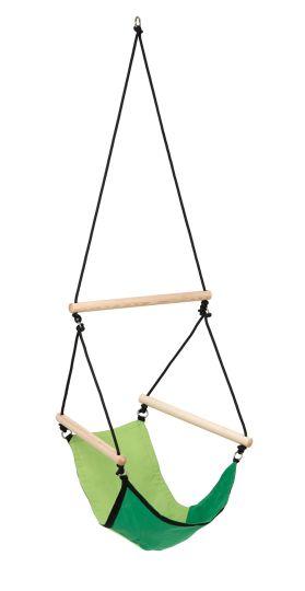 Barnhängstol Swinger Green