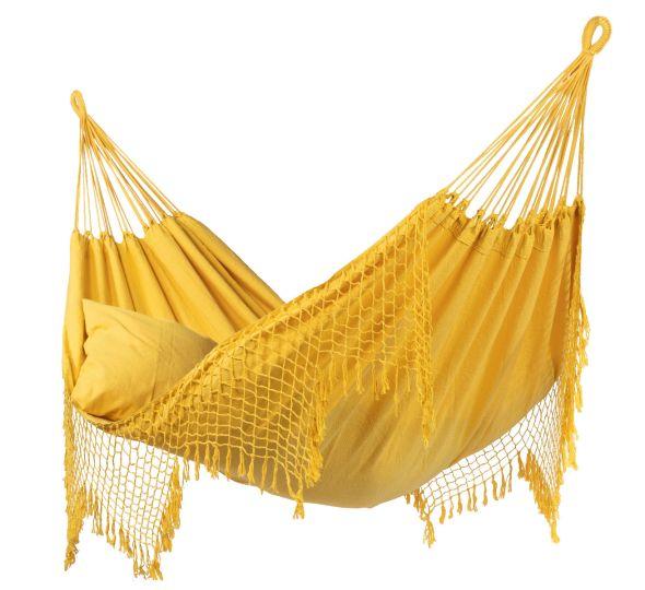Hängmatta Familj Fine Yellow