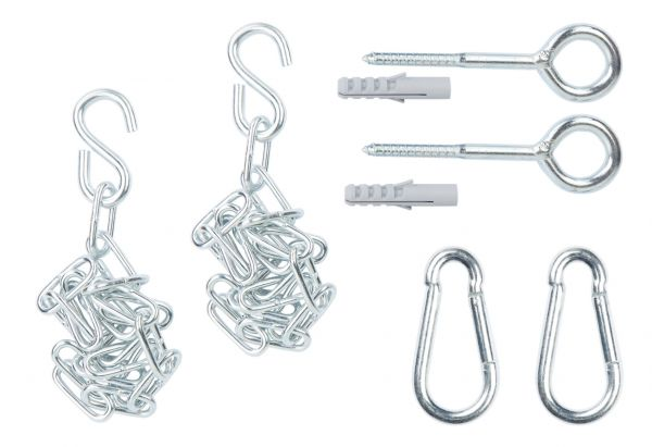 Montering av Hängmatta Complete Metal