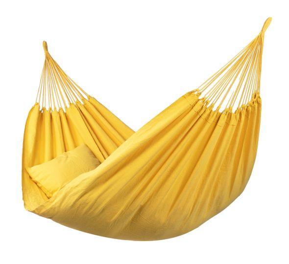 Hängmatta 2 Personer Organic Yellow