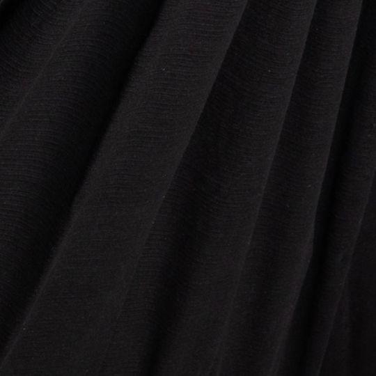 Pläd DeLuxe Black