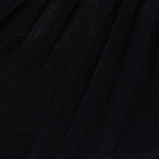 Pläd Luxe Black